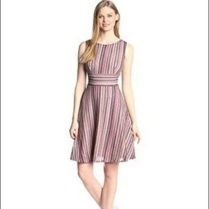Gabby Skye 6P Fit and Flare Party Dress